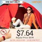 End of the Month Special Deals Highlights – July 2016 - Mosquito Repellent Bracelet